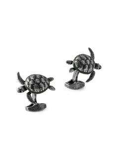 Tateossian Mechanical Animal Turtle Cufflinks