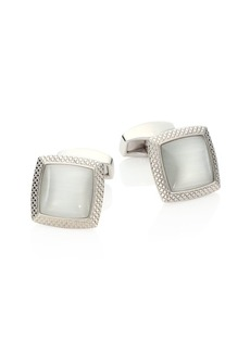 Tateossian Optic Quadrato Cuff Links
