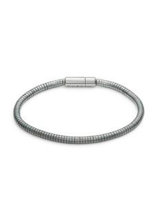 Tateossian Sterling Silver Bracelet