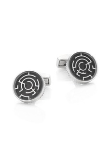Tateossian A-Maze Cuff Links