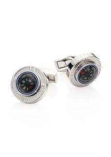 Tateossian Compass Platform Cuff Links
