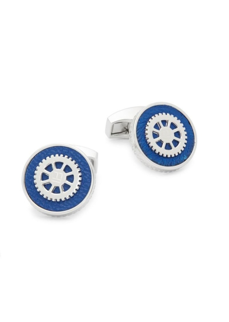 Tateossian Gear Cuff Links