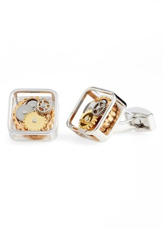 Tateossian 'Gear' Cuff Links