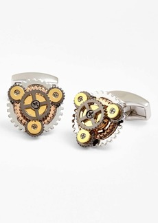 Tateossian 'Gear Rotondo' Cuff Links