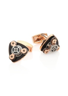 Tateossian Gear Trio Cufflinks