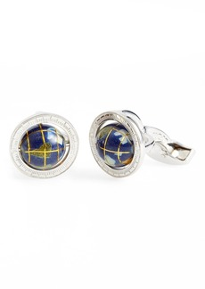 Tateossian 'Globe' Cuff Links