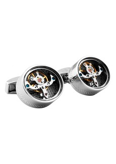 Tateossian Mechanical Tourbillon Cuff Links
