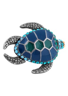 Tateossian Mechanimal Turtle Pin