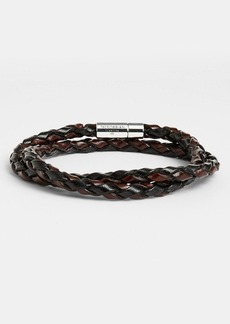 Tateossian 'Pop' Leather Bracelet