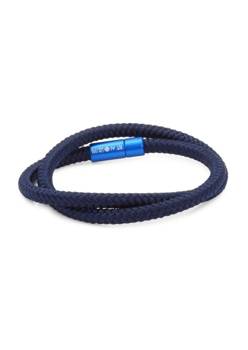 Tateossian Shoreditch RT Braided Bracelet