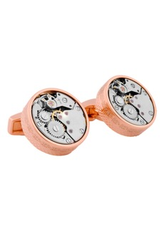 Tateossian Skeleton Movement Cuff Links