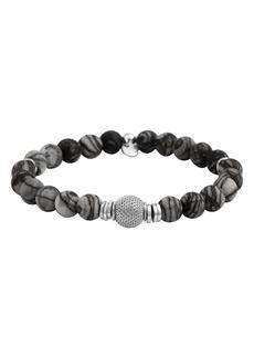 Tateossian Stonehenge Bead Bracelet