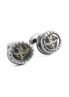 Tateossian Tourbillon Movement Cuff Links
