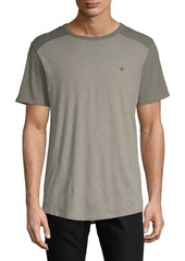 Tavik Short-Sleeve Cotton Tee