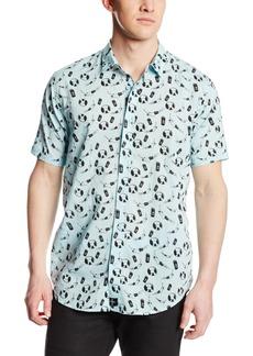 Tavik Men's Flopper Woven Shirt