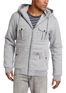 Tavik Men's Polar Puff Heavy Fleece Zip Hoodie