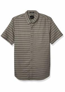 Tavik Men's Shin Short Sleeve Woven Shirt  2XL
