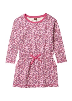 Tea Collection Ditsy Drawstring Dress (Little Girls & Big Girls)