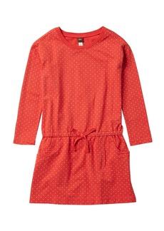 Tea Collection Dotty Drawstring Dress (Little Girls & Big Girls)