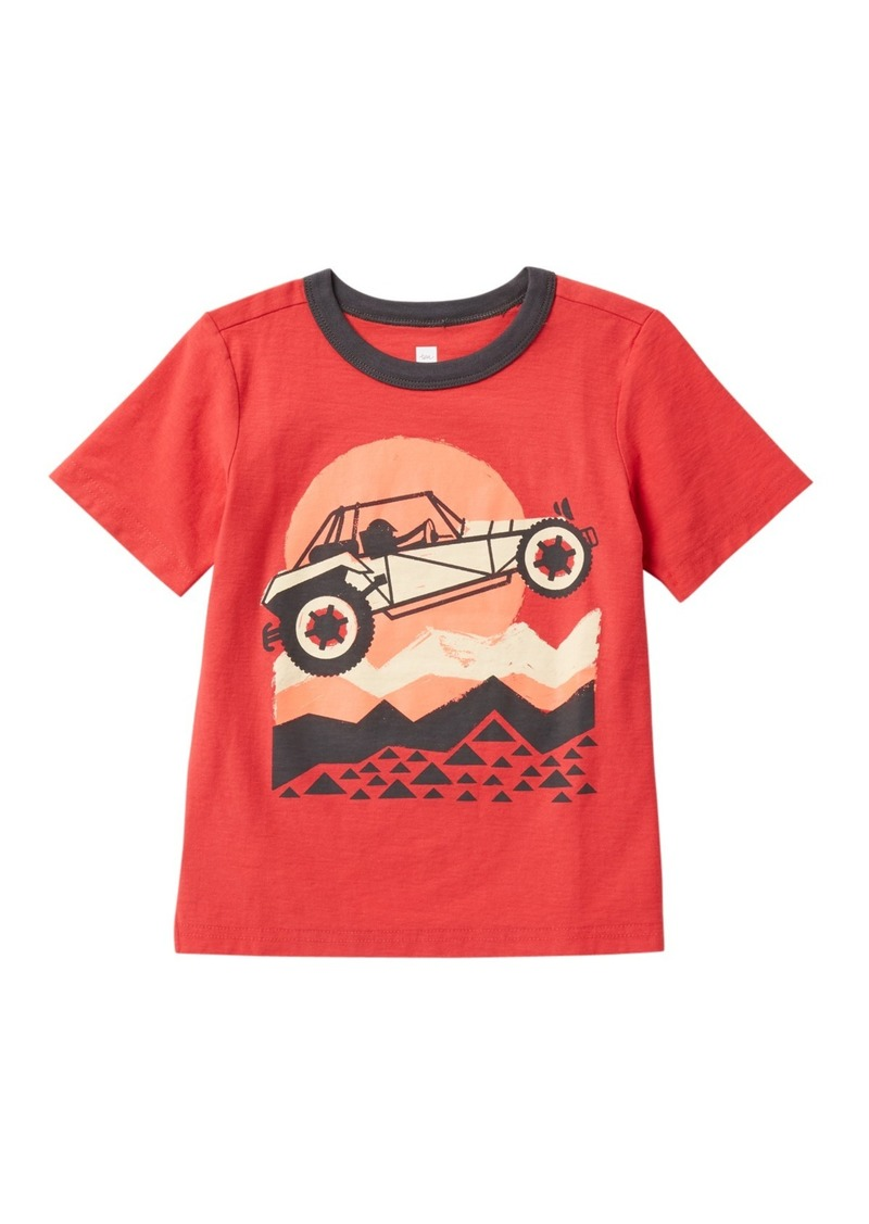 Tea Collection Dune Buggy Graphic T-Shirt (Toddler, Little Boys, & Big Boys)