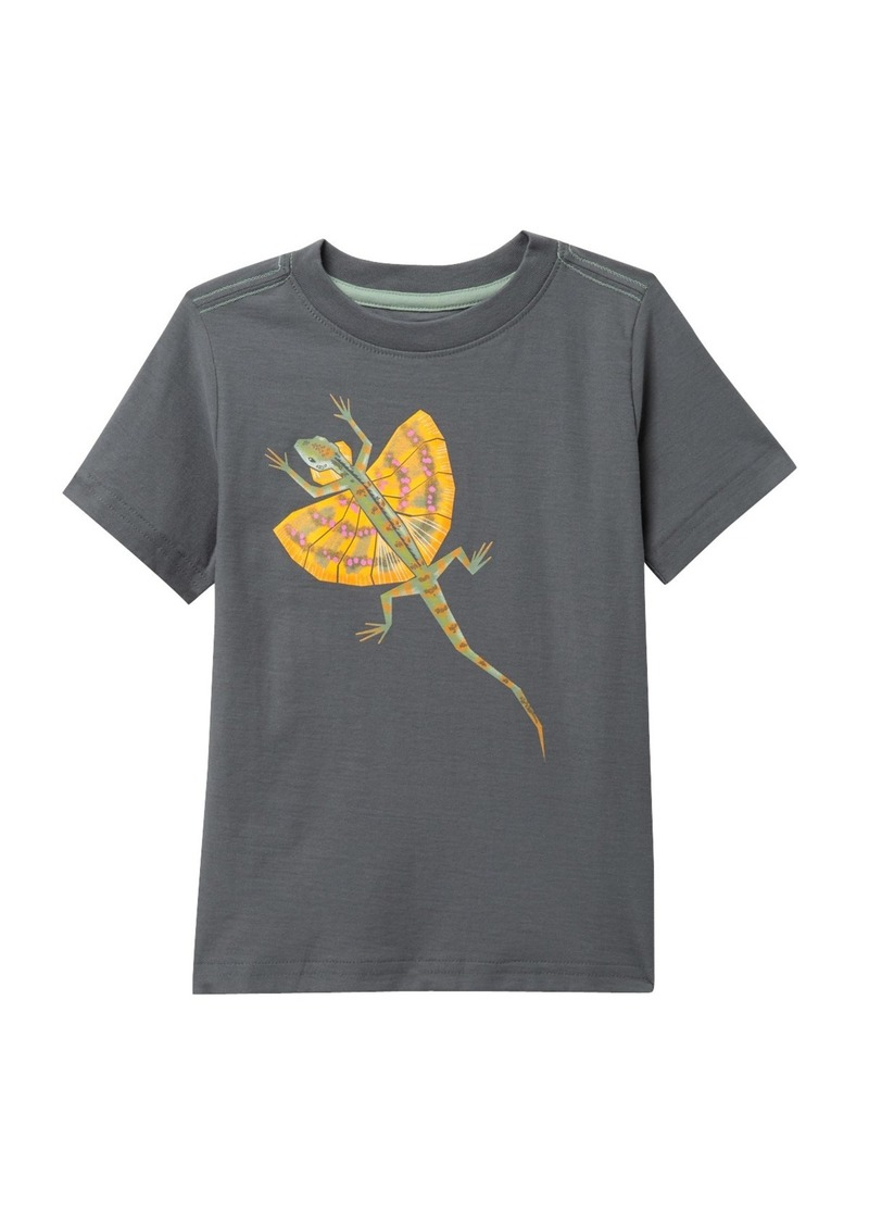 Tea Collection Glider Lizard Graphic T-Shirt (Toddler & Little Boys)