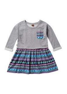 Tea Collection Islay Skirted Dress (Toddler, Little Girls, & Big Girls)