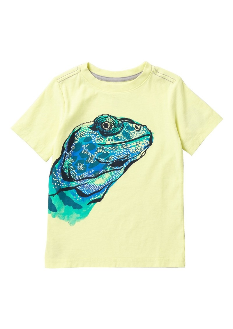 Tea Collection Lizard Graphic T-Shirt (Toddler, Little Boys, & Big Boys)