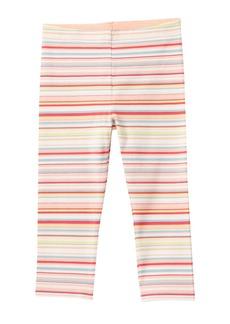 Tea Collection Multi Stripe Capri Leggings (Toddler, Little Girls, & Big Girls)