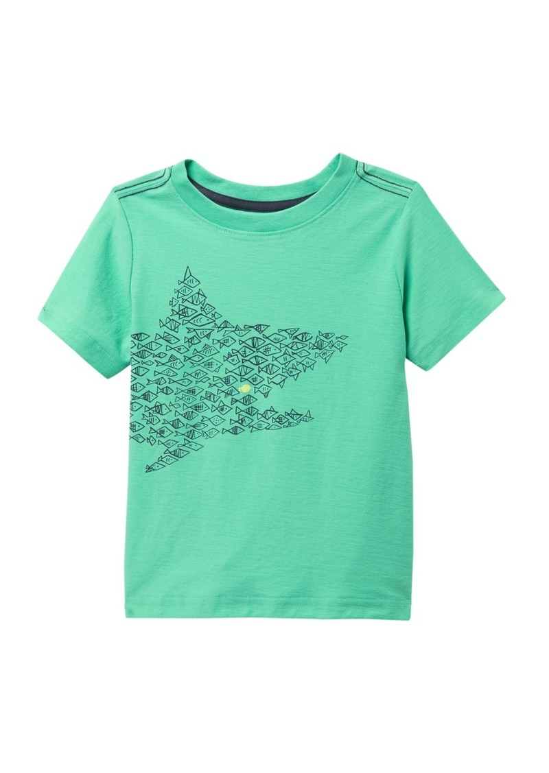 Tea Collection One Big Fish Graphic T-Shirt (Toddler & Little Boys)