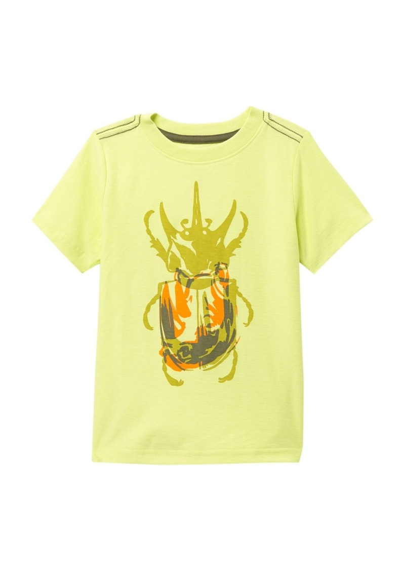 Tea Collection Rhino Beetle Graphic T-Shirt (Toddler & Little Boys)