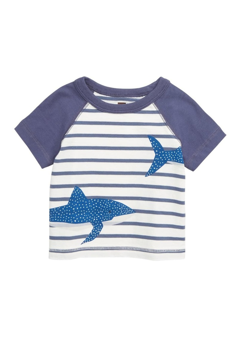 Tea Collection Shark T-Shirt (Baby & Toddler Boys)