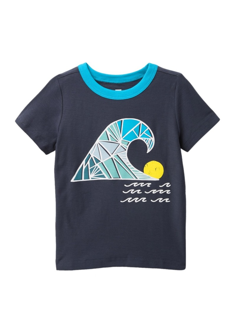 Tea Collection Swell Day Graphic Tee (Toddler & Little Boys)