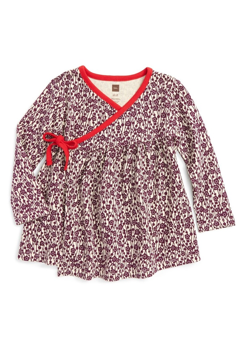 Tea Collection Adachi Wrap Tunic (Baby Girls)