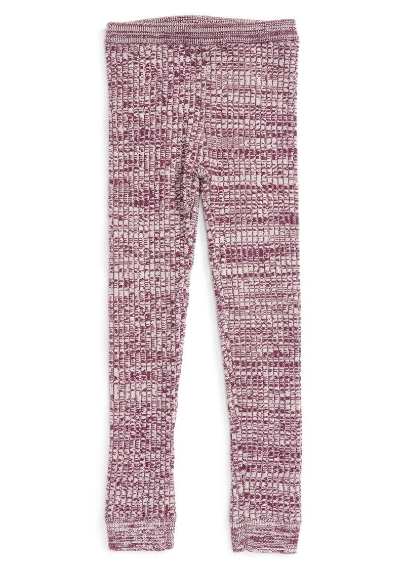 Tea Collection Asuka Sweater Leggings (Toddler Girls, Little Girls & Big Girls)