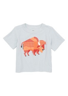 Tea Collection Bison T-Shirt (Baby)
