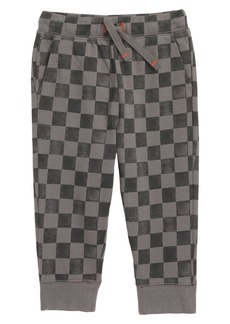 Tea Collection Checkerboard Pants (Baby Boys)
