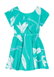 Tea Collection Cotton Skater Dress (Toddler, Little Girl & Big Girl)