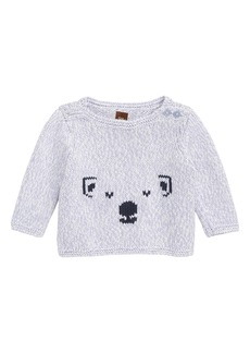 Tea Collection Cute Cub Sweater (Baby)