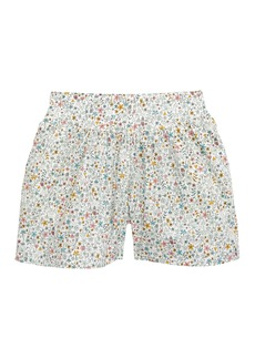 Tea Collection Ditsy Floral Culottes (Toddler, Little Girl & Big Girl)