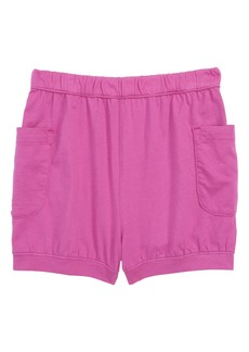 Tea Collection Easy Pocket Shorts (Baby Girls)