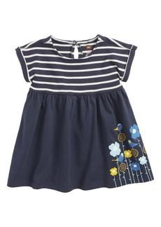 Tea Collection Empire Dress (Baby Girls)