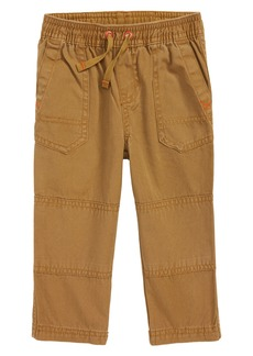 Tea Collection Explorer Canvas Pants (Baby Boys)