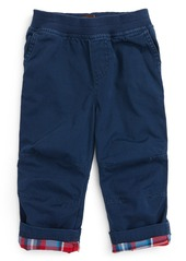 Tea Collection Flannel Lined Pants (Baby Boys)
