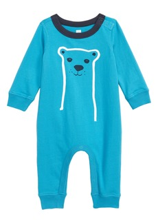 Tea Collection Graphic Romper (Baby)