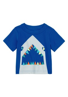 Tea Collection Great White Graphic T-Shirt (Baby Boys)