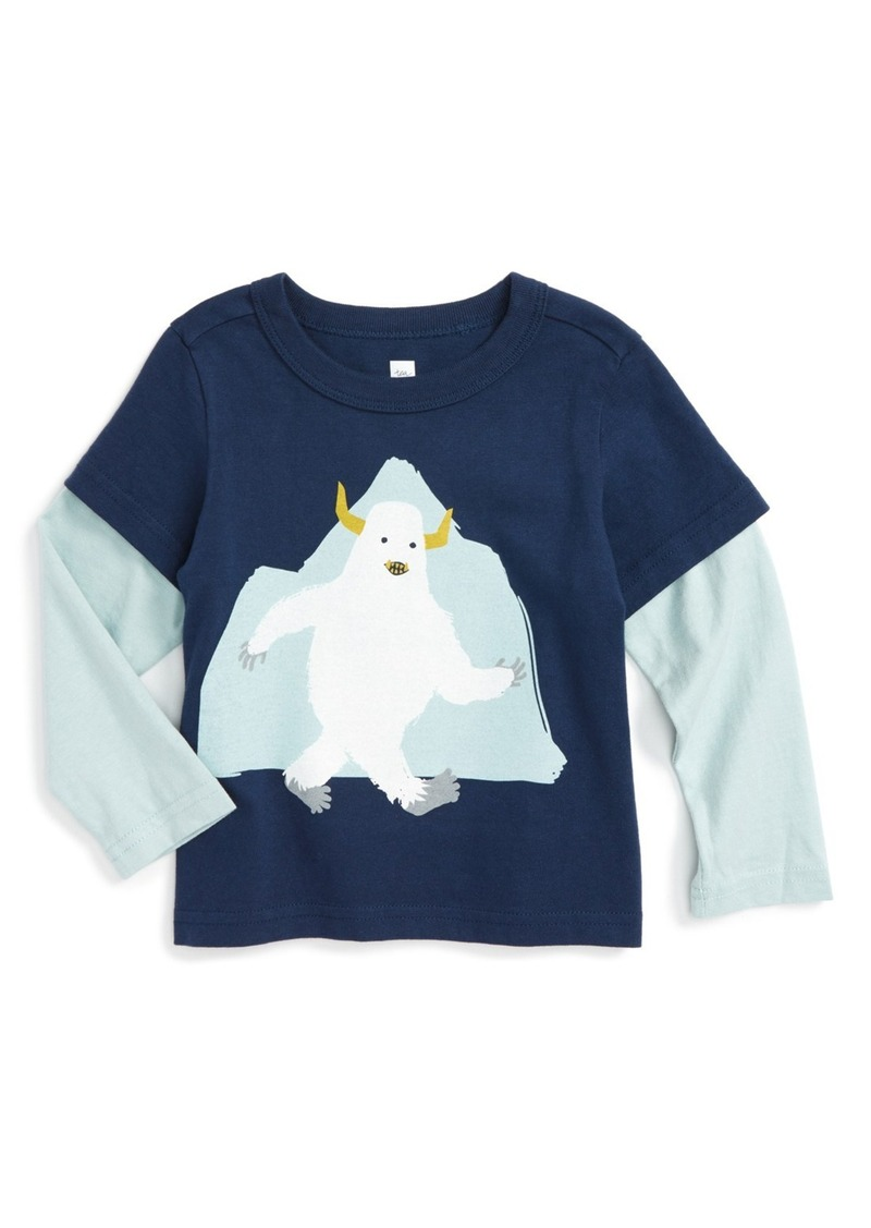 Tea Collection Higabon Graphic T-Shirt (Baby Boys)