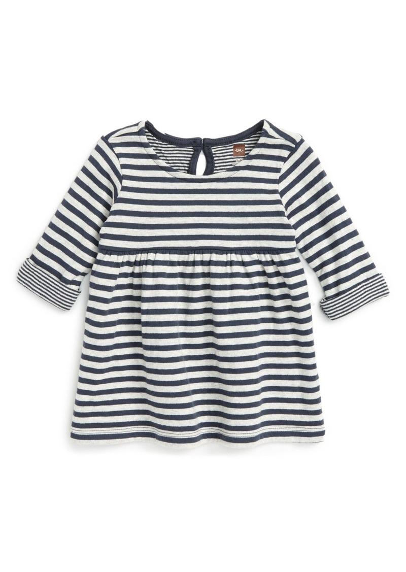 Tea Collection Ikujigo Stripe Dress (Baby Girls)