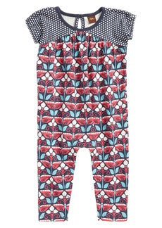 Tea Collection Kaleidoscope Romper (Baby Girls)