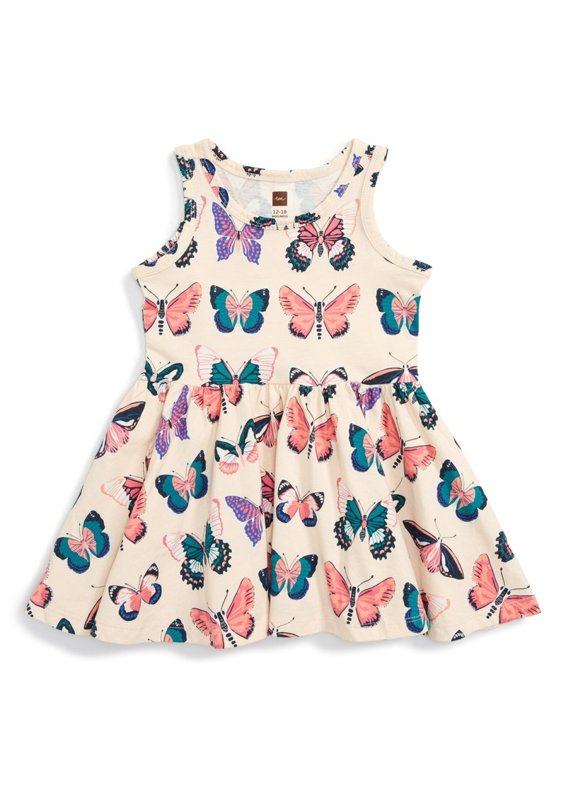 3308cf958 SALE! Tea Collection Tea Collection Locals Only Butterfly Print Tank ...