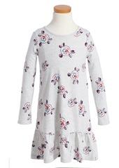 Tea Collection Omiya Ruffle Dress (Toddler Girls, Little Girls & Big Girls)
